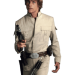 Luke Skywalker PNG Star Wars PNG
