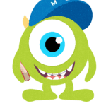 Mike Wazowski Cute Monsters Sa PNG