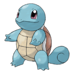 Squirtle Pokémon PNG