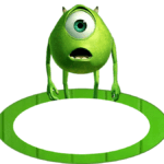 Tag Mike Wazowski Monstros SA PNG