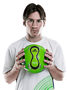 Lionel Messi PNG