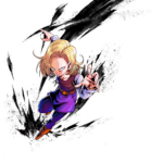 Androide 18 Render Goku PNG