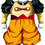 Androide 19 Goku PNG