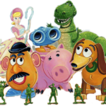 Arte Toy Story PNG