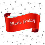 Banner Black Friday PNG