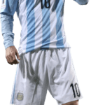 Copa Lionel Messi PNG 2018