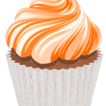 Cupcake Chantilly PNG