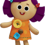 Figura Dolly Toy Story PNG
