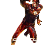 Flash Correndo PNG