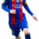 Foto do Messi PNG
