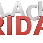 Gráfico Black Friday PNG