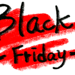Graffiti Black Friday PNG