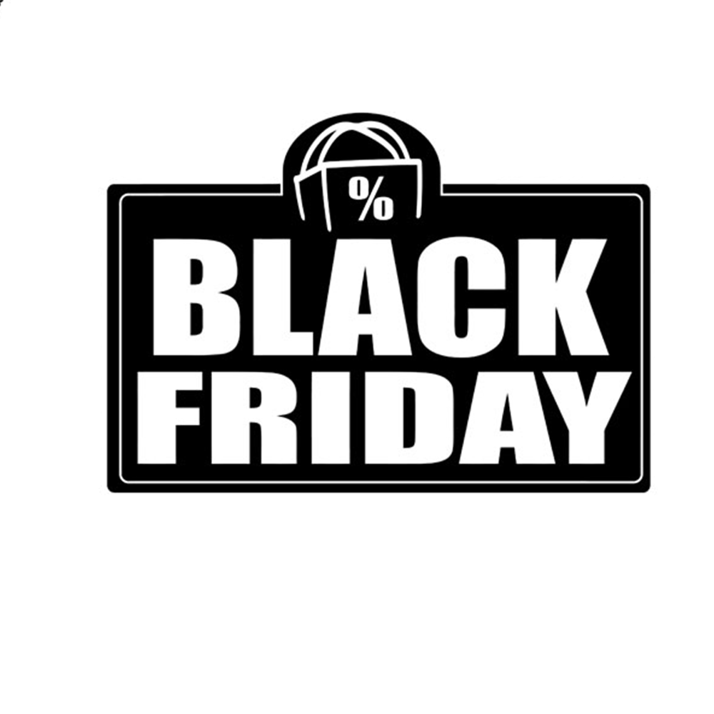 Black Friday PNG
