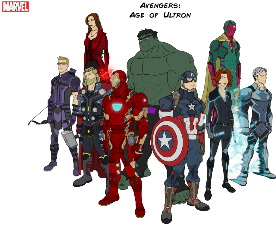 Avengers PNG