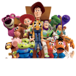 Pixar Toy Story PNG