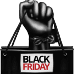 Poster Black Friday PNG