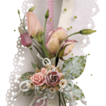 Scrapbooking Floral PNG