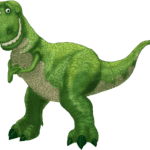 T Rex Toy Story PNG