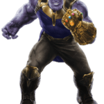 Thanos Avengers PNG
