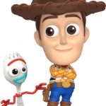 Toy Story 4 PNG