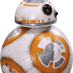 BB-8 Star Wars PNG