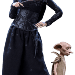 Bellatrix and Dobby Harry Potter PNG