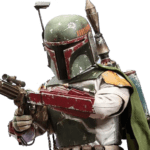 Boba Fett Luke Skywalker Anakin Star Wars PNG