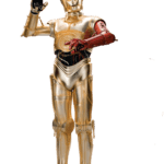 C-3PO Star Wars PNG