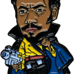 Cartoon Lando Calrissian Star Wars PNG