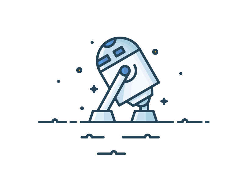 Star Wars PNG R2-D2 PNG