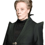 Figura Minerva Harry Potter PNG