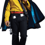 Lando Calrissian Star Wars PNG