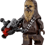 Lego Chewbacca PNG – Star Wars PNG