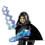 Lego Darth Sidious Star Wars PNG