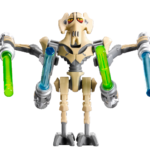 Lego General Grievous Star Wars PNG