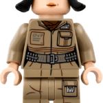 Lego Rose Tico Star Wars PNG