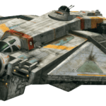 Nave Millennium Falcon Star Wars PNG