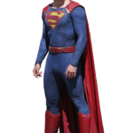 Calmo Superman PNG