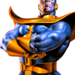 Comics Ultron Thanos PNG