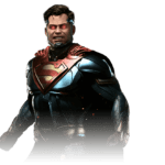 Cyborg Superman PNG