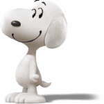 Figura Snoopy PNG