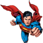 Figura Superman PNG