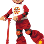 Figura Trixie LazyTown PNG