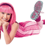 Foto Julianna Rose Mauriello LazyTown PNG