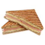 Lanche Misto Quente PNG