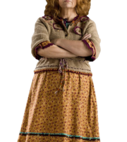 Molly Weasley Harry Potter PNG