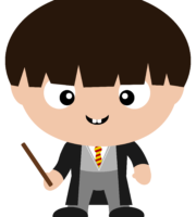Neville Cute Harry Potter PNG