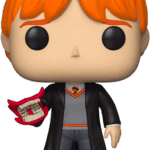 Rony Weasley Poo Harry Potter PNG