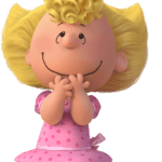 Sally Brown Snoopy PNG