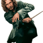 Sirius Black Feitiço Harry Potter PNG